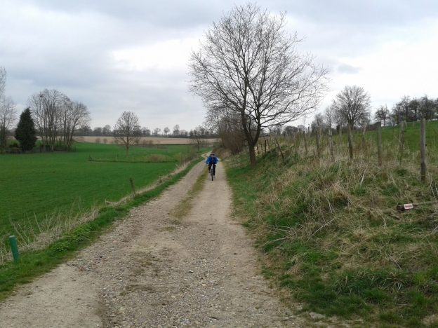 maastricht mountainbike route