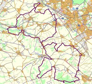 Klimroute gebaseerd op de Amstel Gold Race